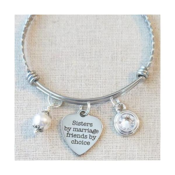 Sister In Law Christmas Gift Bangle Previous Next