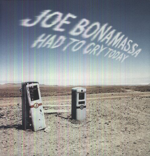 Album Art for Had to Cry Today by Joe Bonamassa