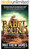 Babel Found (A Hank Boyd Adventure Book 3) (The Hank Boyd Adventures)