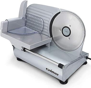 CUSIMAX Meat Slicer Electric Food Slicer
