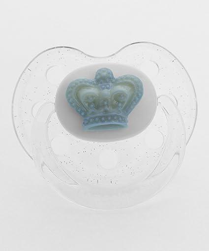 Crystal Dream lujo corona chupete (R1) azul azul Talla ...