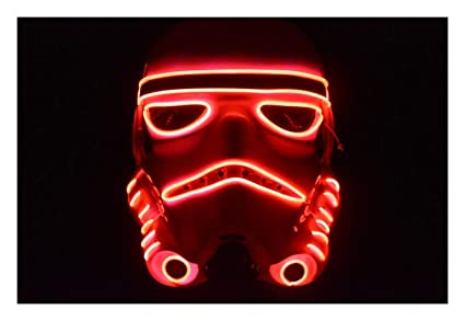 Amazon.com: Luces de tríptico Star Wars LED luz arriba Storm ...
