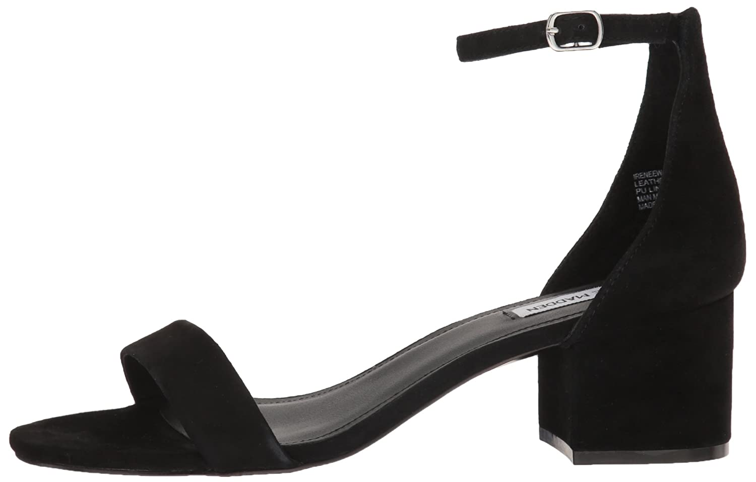 5799bbc2c9d Steve Madden Women s Ireneew Wide Width Dress Sandal  Buy Online at Low  Prices in India - Amazon.in