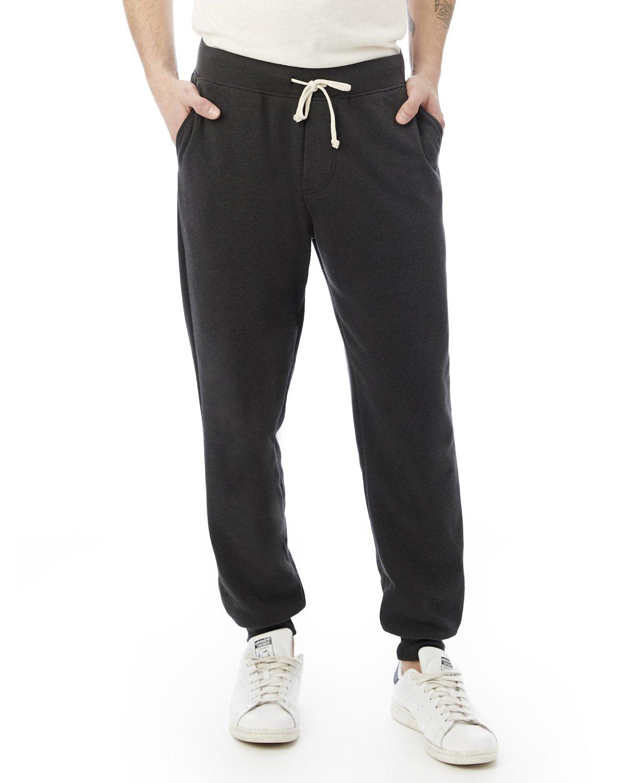 Alternative Mens Dodgeball Eco-Fleece Pants X-Large Eco True Black by Alternative