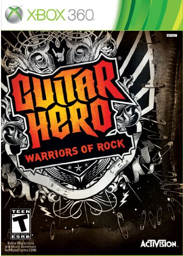 Guitar Hero: Warriors of Rock Stand-Alone Software - Xbox ()