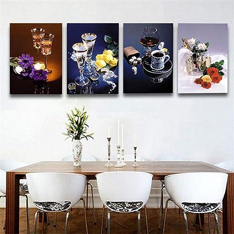 YHEGV Moderno, Minimalista, Objetos de decoración Pintura ...