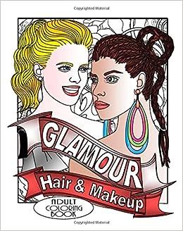 9700 Makeup Coloring Book Free Images