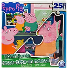 Peppa Pig 25 Pcs Foam Puzzle 13 Inch X 24 Inch