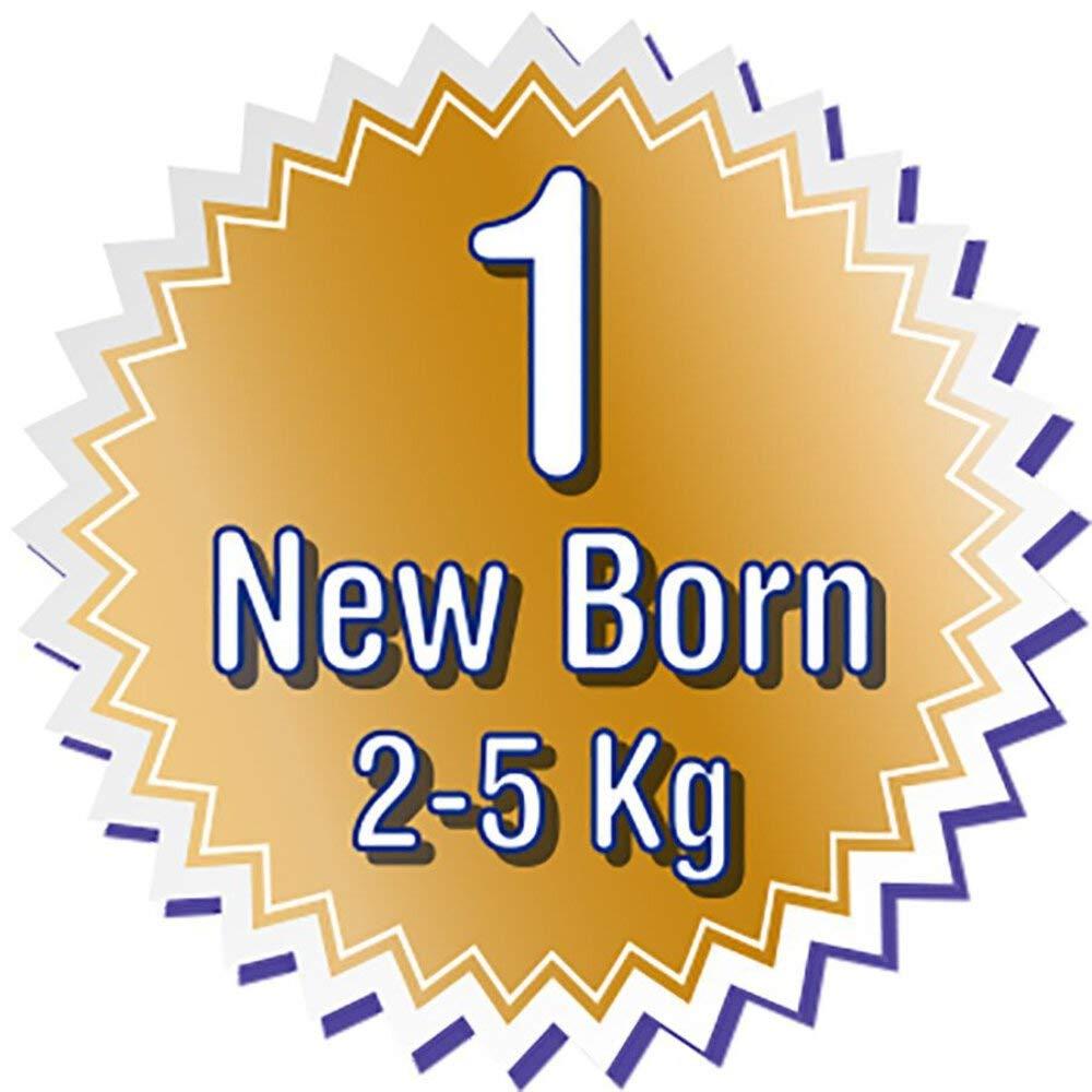 PILLO PREMIUM TAGLIA 1 NEW BORN 3//6 KG 4 CONFEZIONI
