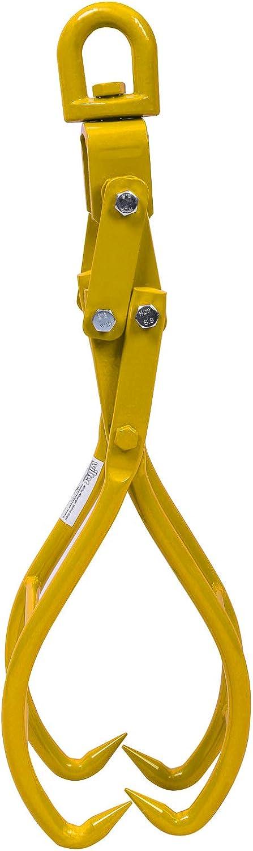 La Pince /à Dos transporte des Troncs darbres jusqu/à 131cm et 1500kg.