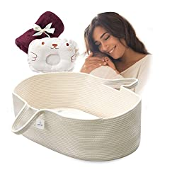 Top 10 Best Moses Baskets (2020 Reviews & Buying Guide) 4