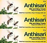 Anthisan Bite & Sting Cream 20g x 3 Packs by Anthisan