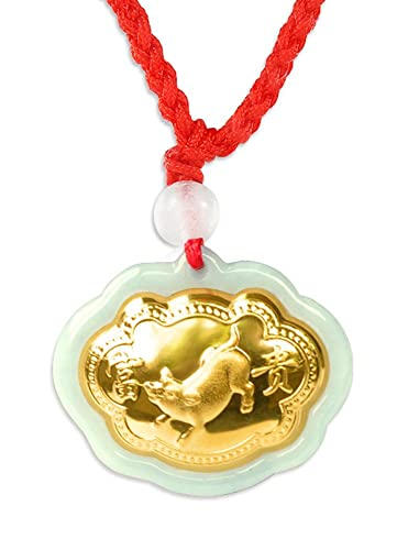 24k gold chinese zodiac pig genuine jadeite jade pendant necklace 24k gold chinese zodiac pig genuine jadeite jade pendant necklacewith certificate sn3342l aloadofball Gallery