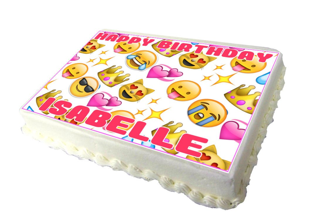 Birthday Cake Emoji Emoji World