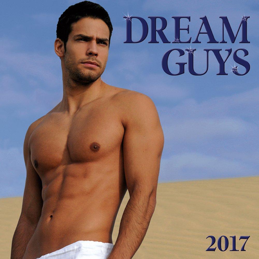 Dream Guys 2017 Wall Calendar product image