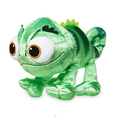 Official Disney Rapunzel Tangled The Series 18cm Pascal Soft Plush Toy: Toys & Games