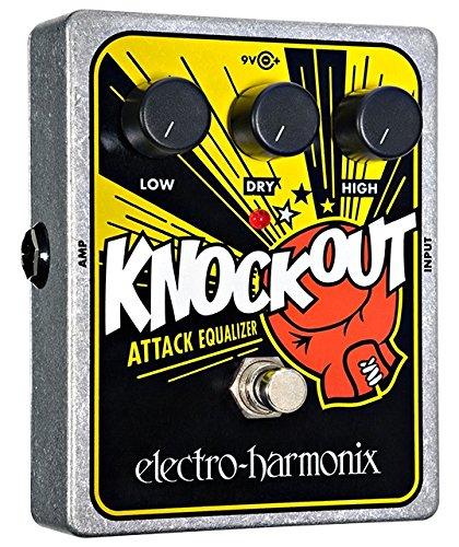 【格安saleスタート】 electro-harmonix エレクトロハーモニクス エフェクター トーンコントローラー Knockout electro-harmonix【国内正規品 Knockout】 B0018S4DEM, atmos-tokyo:1c154cbe --- a0267596.xsph.ru