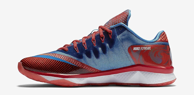the latest 665a9 67981 Amazon.com | Nike Cj3 Trainer Flyweave Paintball Calvin Johnson 725231-176  | Fashion Sneakers