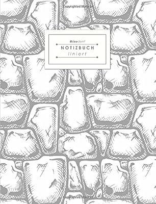 Kleestern Linierte Notizbücher
