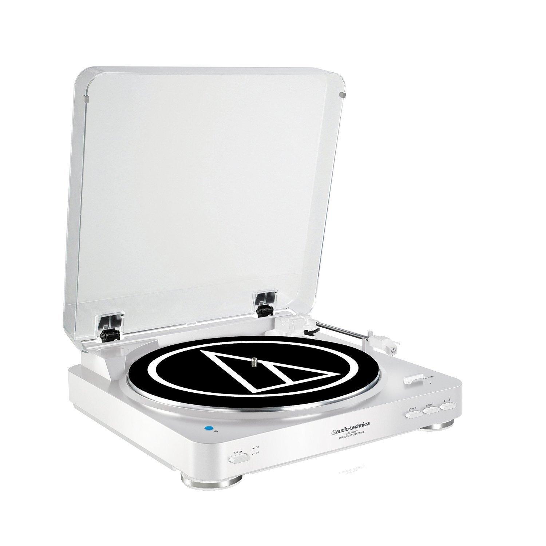 Audio Technica AT-LP60-BT - Tocadiscos inalámbrico automático ...