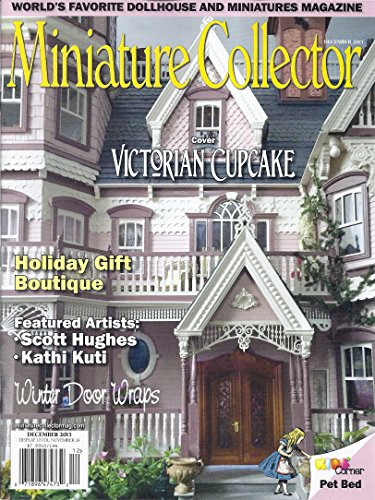 Miniature Collector Magazine - Miniature Collector Magazine (December 2015)