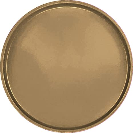 Cambro 1950513 Serving Camtray Round 19 1 2 Dia Low Profile Bay Leaf Brow Trays Serving Trays