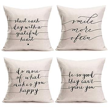 Amazon.com: Fukeen - Funda de almohada con diseño de ...