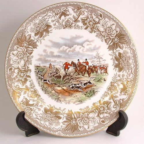 (Spode Hunting Scenes The Find Produced from Engravings After J F Herring LE of 2000 ONLY CP165)