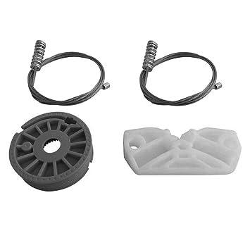 Autoparts - Kit reparacion elevalunas Trasera Derecha 2096700103: Amazon.es: Coche y moto