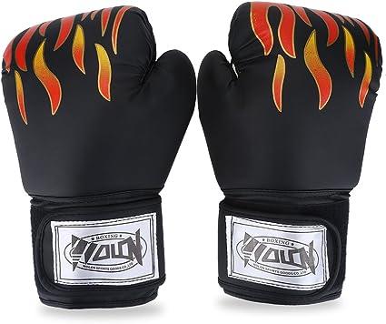 MMA UFC Sparring Boxing Karate Muay Thai Taekwondo Wrestling Leather Gloves