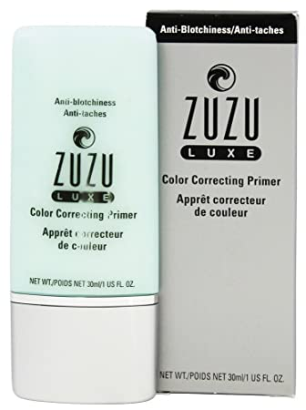 Color Correcting Primer Anti-Redness by zuzu luxe #18