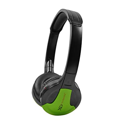 XO Vision Universal IR Headphones - In-Car Wireless Foldable Headphones, DVD Player, In-Car System, Custom Fit, Wireless Entertainment: Home Audio & Theater [5Bkhe0801743]