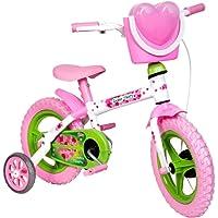 Bicicleta Aro 12 Sweet Heart - Styll Baby