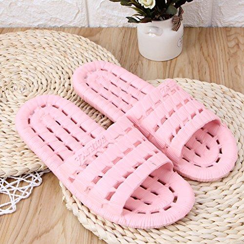 de pour Style Voyage D Plastique Femme Home Dabixx Piscine Souple Sandales Bain Chaussons xwqUYFnSIO