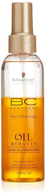 47ef96eedf Schwarzkopf BC Bonacure Oil Miracle Liquid Oil Conditioner 150ml/5.1oz