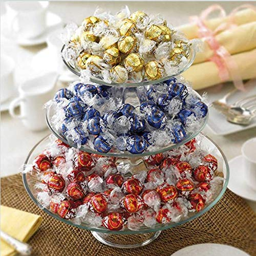 Lindt Lindor Chocolate Truffles 6-8 Flavor Assorted Truffle Box 120 Truffles by Betalicious (Image #3)