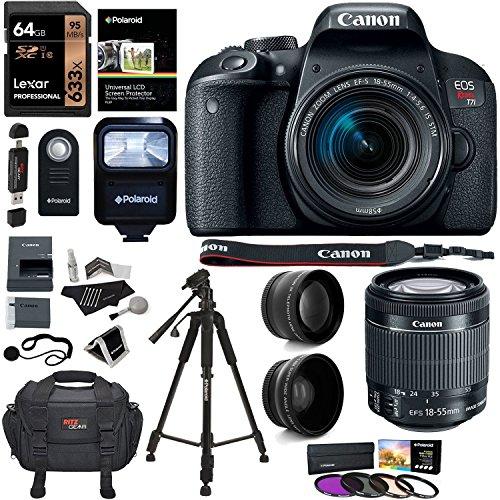 canon-eos-rebel-t7i-camera-ef-s-18-55-is-stm-lens-kit-lexar-64gb-ritz-gear-premium-slr-camera-bag-po