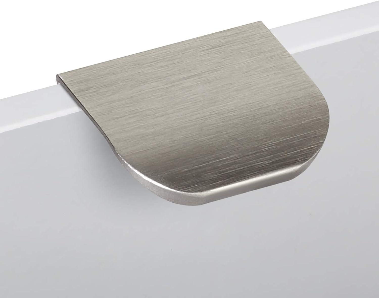 SOTECH M/öbelgriff Blankett Tommy Titan blue 40 mm Profilgriff zur Montage an der Frontinnenfl/äche