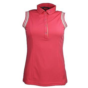 anky Polo Sleeveless - Color Rosa - Talla M: Amazon.es: Deportes y ...