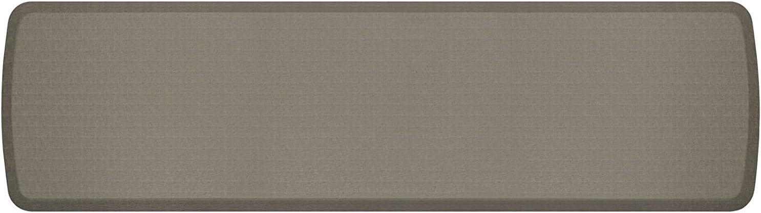 Amazon Com Gelpro Elite Premier Gel Foam Anti Fatigue Kitchen Floor Comfort Mat 20 X 72 Linen Granite Grey Kitchen Dining
