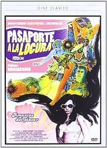 Pasaporte a la locura [DVD]