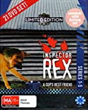Inspector Rex (Series 1-5) - 21-DVD Box Set (Barking Box) ( Kommissar Rex ) ( Rex: A Cop's Best Friend - Series One thru Five ) [ NON-USA FORMAT, PAL, Reg.4 Import - Australia ]