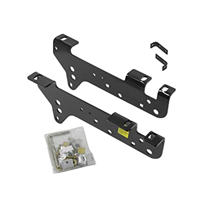 Reese 50082 Fifth Wheel Custom Quick Install Brackets - Ford F-250 / F-350 Super Duty '99-'10: Automotive