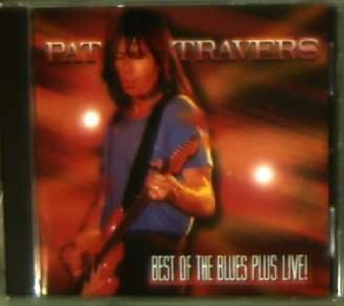 Best of the Blues Plus Live! by SHRAPNEL (ORCH)