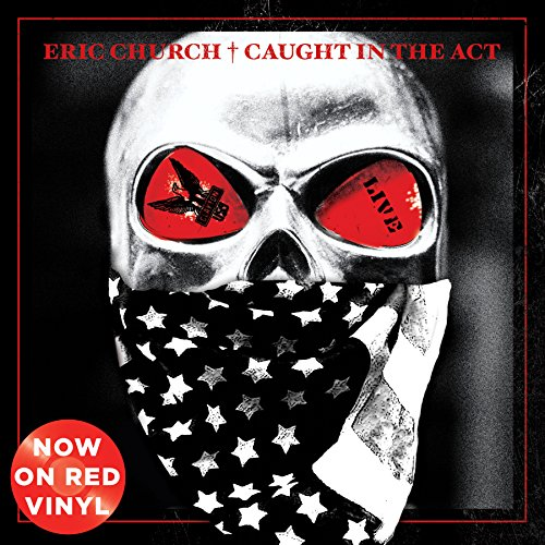 Music : Caught In The Act Live [2 LP][Red]
