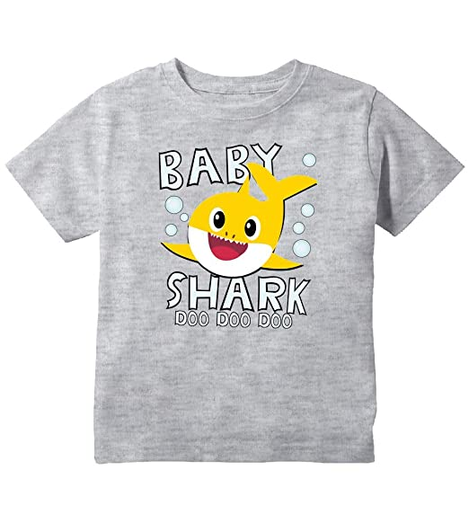 2febb09651 Image Unavailable. Image not available for. Color: Baby Shark Doo Doo Doo Cute  Toddler T-Shirt