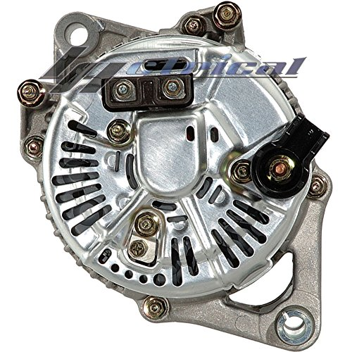 Lactrical High Output 160amp Alternator For Jeep Cherokee Grand Cherokee Wrangler Comanche