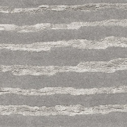 Safavieh Soho Collection SOH519A Handmade Grey Premium Wool Square Area Rug (8' Square)