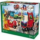 BRIO World  - 33817 - GRAND CIRCUIT POMPIER