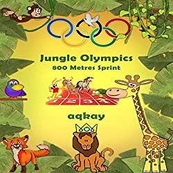 Jungle Olympics - 800 Metres Sprint